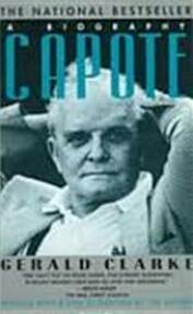 Capote - Gerald Clarke (ISBN 9780671228118)