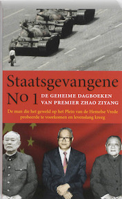 Staatsgevangene no. 1 - Z. Ziyang (ISBN 9789460032196)