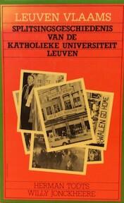 Leuven vlaams - Herman Todts, Willy Jonckheere (ISBN 9789061523055)