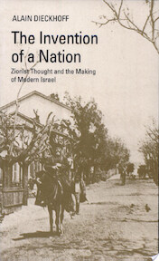 The Invention of a Nation - Alain Dieckhoff (ISBN 9781850655954)