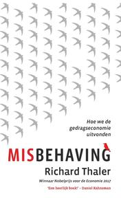 Misbehaving - Richard Thaler (ISBN 9789047011620)