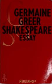 Shakespeare - Germaine Greer (ISBN 9789029023580)