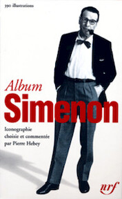 Album Simenon (ISBN 9782070117277)