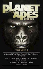 Planet of the Apes Omnibus 2 - John Jakes, David Gerrold (ISBN 9781785653919)