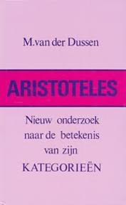 Aristoteles - Maria A. Schenkeveld-Van der Dussen (ISBN 9789063250546)