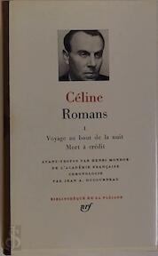 Romans, tome 1 - Celine