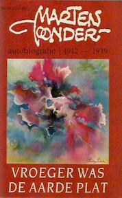 Vroeger was de aarde plat - Marten Toonder (ISBN 9789023432586)