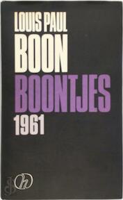 Boontjes 1961 - Louis Paul Boon, Herwig Leus (ISBN 9789050670913)