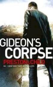Gideon's Corpse - Douglas Preston, Lincoln Child (ISBN 9781409135845)