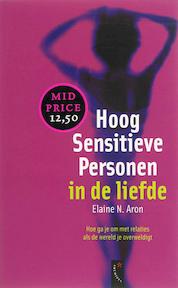 Hoog Sensitieve Personen in de liefde - Elaine N. Aron (ISBN 9789063052874)