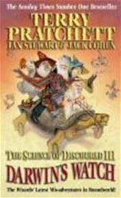 The Science of Discworld III: Darwin's Watch - Terry Pratchett, Jack Cohen, Ian Stewart (ISBN 9780091898243)