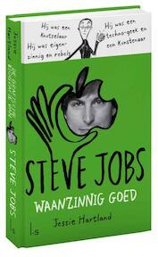 Waanzinnig goed: Steve Jobs - Jessie Hartland (ISBN 9789024567850)