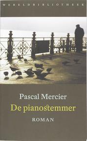 De pianostemmer - Pascal Mercier (ISBN 9789028422360)