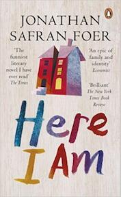 Here I Am - Jonathan Safran Foer (ISBN 9780241980255)