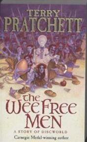 The Wee Free Men - Terry Pratchett (ISBN 9780552551861)