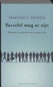 Verschil mag er zijn - Martine F Delfos (ISBN 9789035133112)