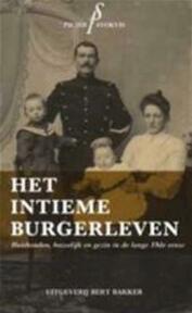 Het intieme burgerleven - Pieter Stokvis (ISBN 9789035128781)