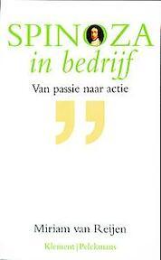 Spinoza in bedrijf - Miriam van Reijen (ISBN 9789028966833)