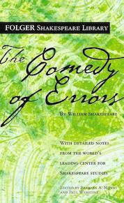 The Comedy of Errors - William Shakespeare (ISBN 9780743484886)