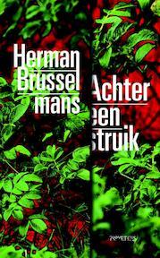 Achter een struik - Herman Brusselmans (ISBN 9789044637564)