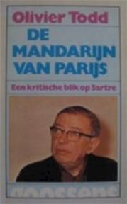 Mandarijn van Parijs - Todd (ISBN 9789065513038)