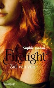 Ziel van vuur - Sophie Jordan (ISBN 9789020679144)