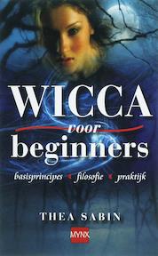 Wicca voor beginners - T. Sabin (ISBN 9789022547656)