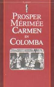 Carmen en Colomba - Prosper Mérimée (ISBN 9789027491411)