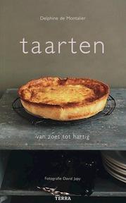 Taarten - D. DE Montalier (ISBN 9789058975553)