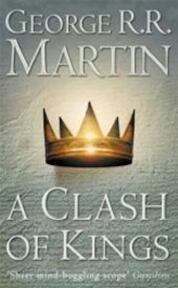 A Clash of Kings - George R.R. Martin (ISBN 9780006479895)