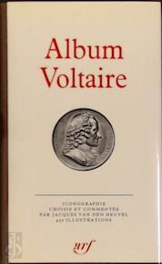 Album Voltaire - J. van Heuvel