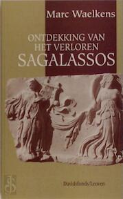 Ontdekking van het verloren Sagalassos - Marc Waelkens (ISBN 9789058261533)
