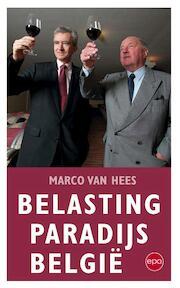 't zijn zotten die belasting betalen - Marco Van Hees (ISBN 9789491297571)