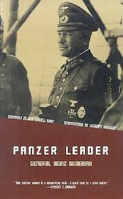 Panzer Leader - Heinz Guderian (ISBN 9780306811012)