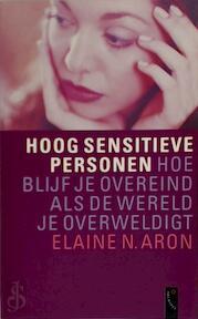 Hoog sensitieve personen - Elaine N. Aron (ISBN 9789063050238)