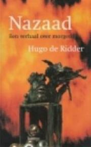 Nazaad - H. de Ridder (ISBN 9789020932645)