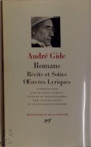 Romans - André Gide