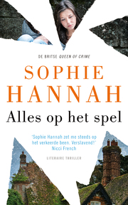 Alles op het spel - Sophie Hannah (ISBN 9789026147913)