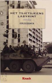Tsjetsjeense labyrint - Anne Nivat (ISBN 9789086791538)