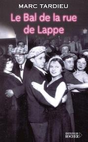 Le bal de la rue de Lappe - Marc Tardieu (ISBN 9782268042985)