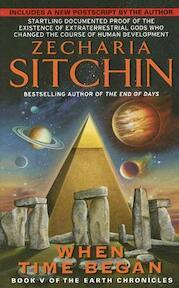 When Time Began - Zecharia Sitchin (ISBN 9780061379284)