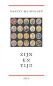 Zijn en tijd - M. Heidegger, Martin Heidegger (ISBN 9789061686309)