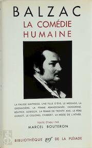 La Comédie Humaine - Tome II - Honoré de Balzac