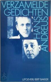 Verzamelde gedichten - Hans Andreus, G. Borgers (ISBN 9789035112636)