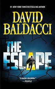 The Escape - David Baldacci (ISBN 9781455534869)