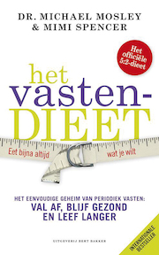 Het vastendieet - Michael Mosley, Mimi Spencer (ISBN 9789035140066)