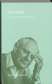 De groei van kennis - K. Popper (ISBN 9789053527955)