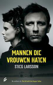 Mannen die vrouwen haten - USA filmomslag - Stieg Larsson (ISBN 9789056724504)