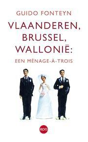 Vlaanderen Brussel Wallonie - Guido Fonteyn (ISBN 9789491297601)