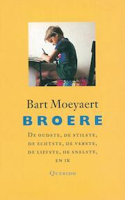 Broere + CD - Bart Moeyaert (ISBN 9789045100050)